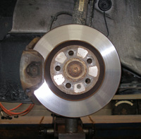 car and truck brakes