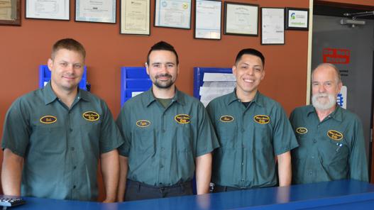 Mike's Service Center Auto Repair Team