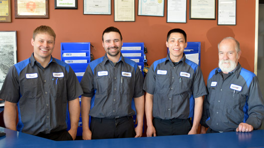Mike's Service Center Auto Repair Team